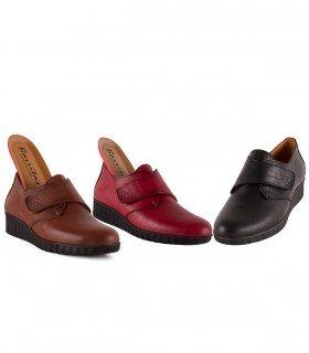 Zapato piel confort Barritas 870