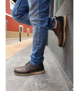 ZAPATO CASUAL MARRÓN
