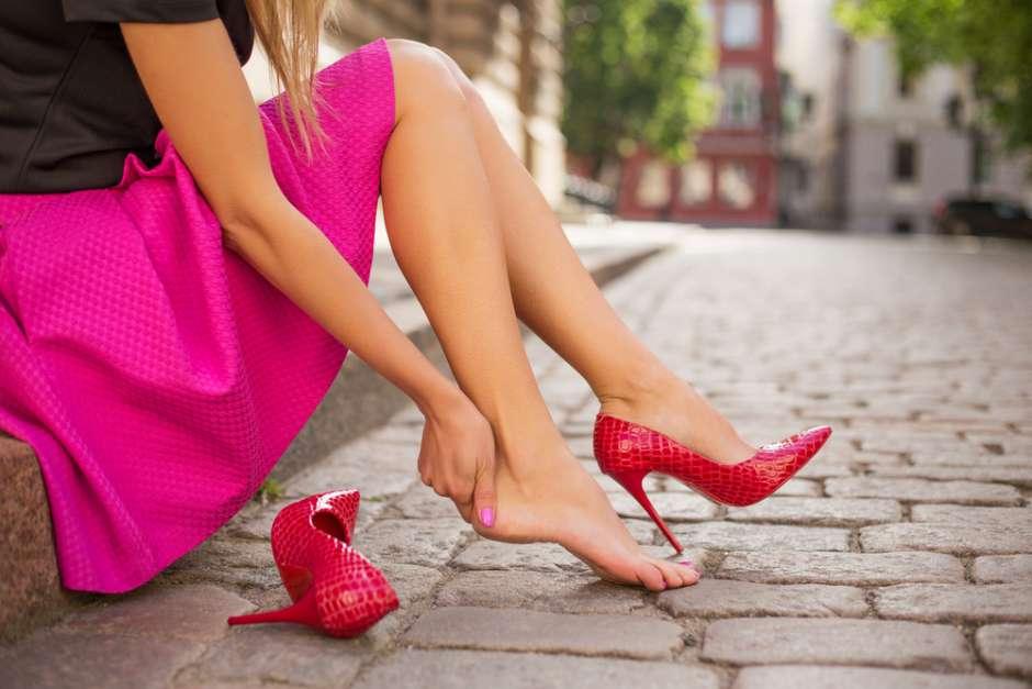 higiene calzado