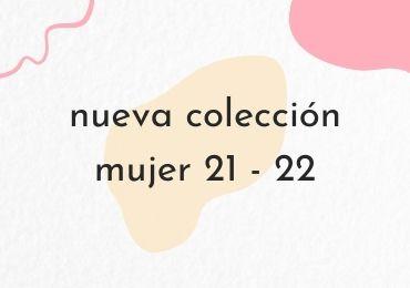 nueva coleccion invierno 2021 - 2022